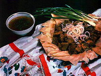 Казахская кухня. Фотографии Казахстана