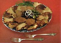 Казахская кухня. Кази