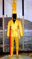 Золотой человек. История древнего Казахстана