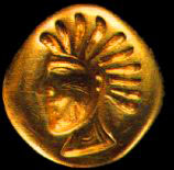 Золотая монета. История Казахстана