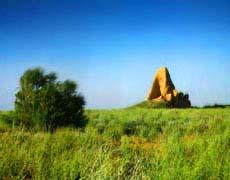 Архитектурный памятник. История Казахстана
