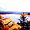 Maloulbinskoye reservoir. Rivers & Lakes in Kazakhstan