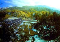 Курорт Медео. Казахстан рекреация
