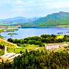 Balkhash lake Kazakhstan