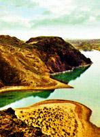 Капчагайское водохранилище. Отдых в Казахстане