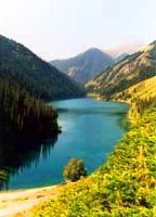Природа Южного Казахстана. Фотографии пейзажей Казахстана